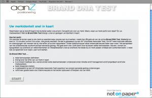 brand DNA Test